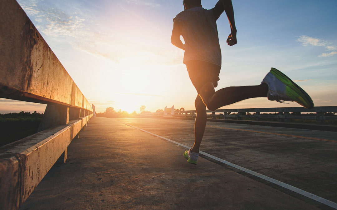 Running to Beat Bile Duct Cancer
