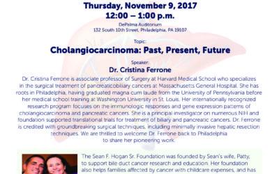 4th Annual Sean Hogan Memorial Lecture